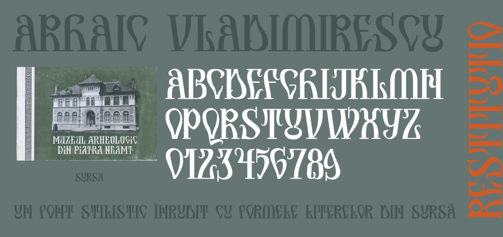 Arhaic Vladimirescu, sursa.